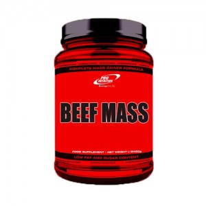 beef mass - pro nutrition
